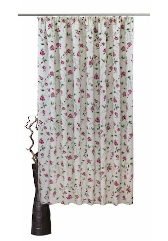Vorhang, »Miri«, VHG, Kräuselband 1 Stück kaufen