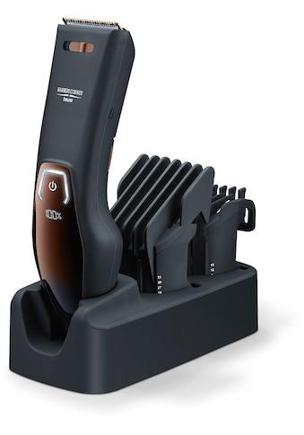 BEURER Haarschneider »BarbersCorner HR 5000«, 2 Aufsätze, Gerät wasserfest (IPX6) kaufen