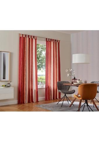 Vorhang, »Macias«, my home, Schlaufen 2 Stück kaufen