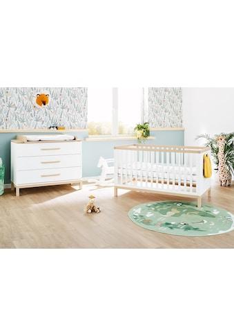 Pinolino® Babymöbel-Set »Light«, (Spar-Set, 2 St.), breit; Made in Europe; mit... kaufen