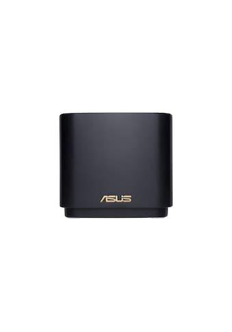 Asus WLAN-Router »AX1800 Daul band Mesh WiFi 6 System 1er Pack«, ZenWiFi AX Mini (XD4) kaufen