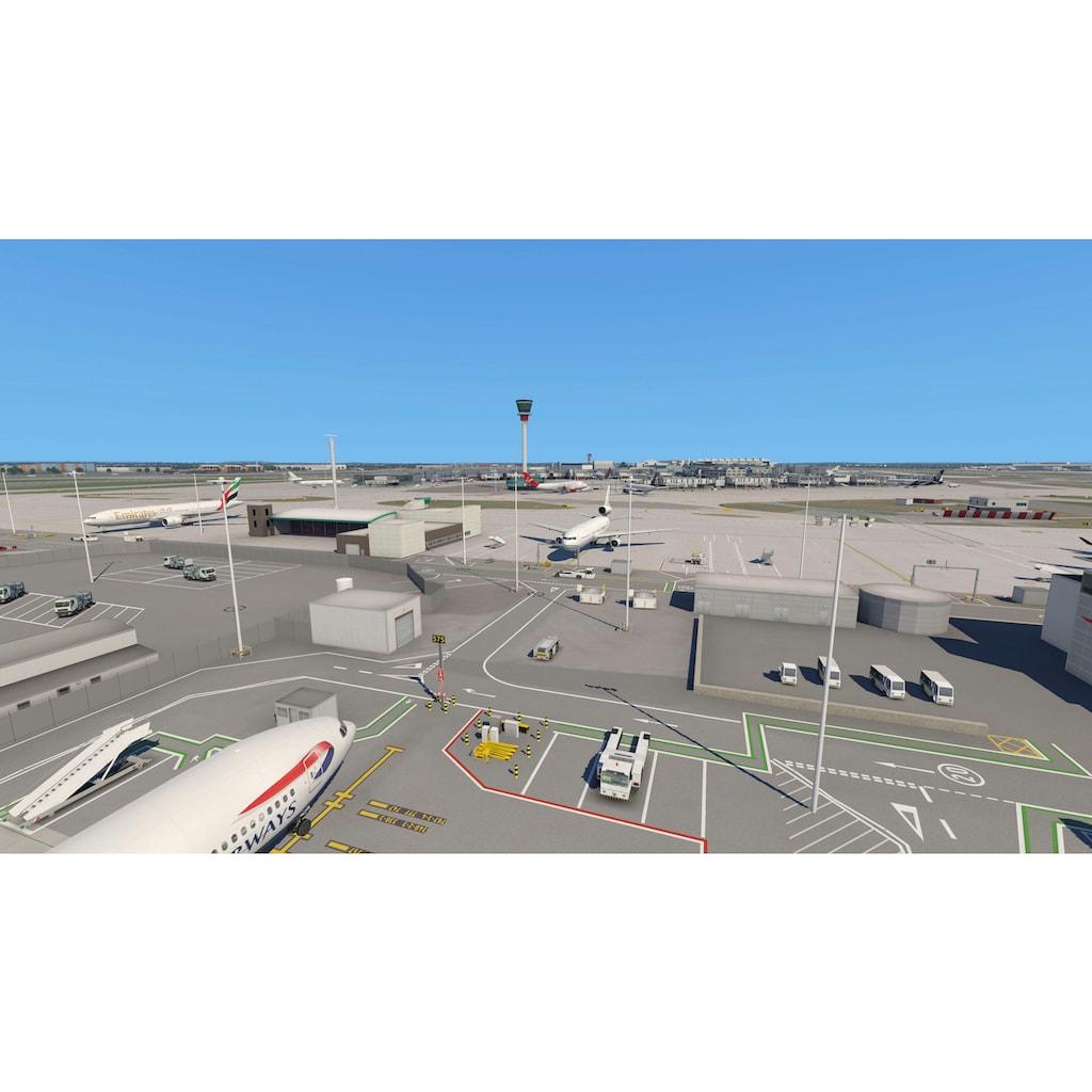 aerosoft Spiel »XPlane 11 AddOn Airport London Heathrow«, PC