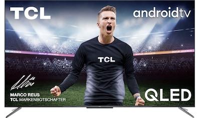 "TCL QLED-Fernseher »50C715X1«, 127 cm/50 "", 4K Ultra HD, Smart-TV kaufen"