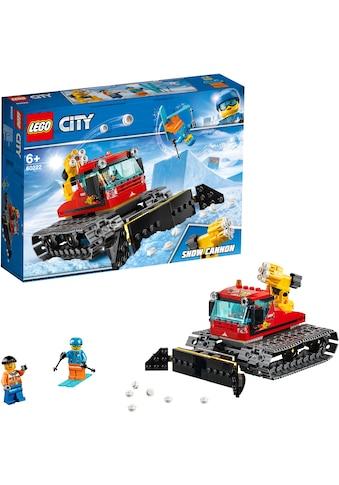 "LEGO® Konstruktionsspielsteine ""Pistenraupe (60222), LEGO® City"", Kunststoff, (197 - tlg.) kaufen"