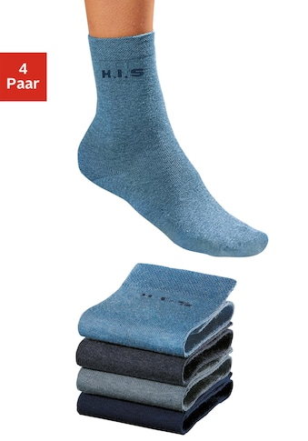 H.I.S Socken (4 Paar) kaufen
