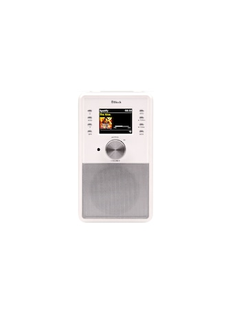 Block Kompakradio, Farbdisplay, Musik, Bluetooth »Block CR - 10« kaufen
