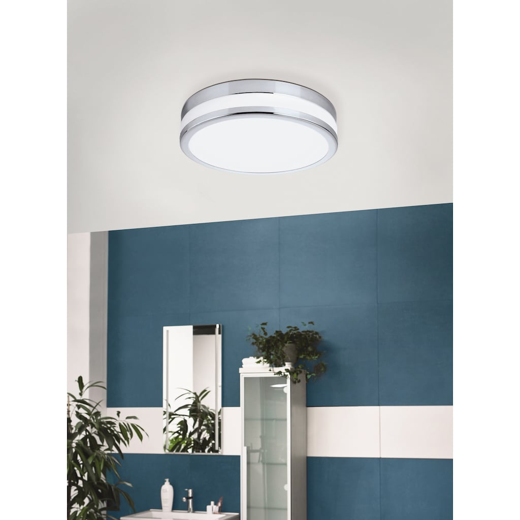 EGLO Deckenleuchte »PALERMO«, LED-Board, Warmweiß, LED tauschbar