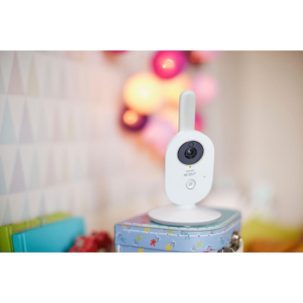 Philips AVENT Video-Babyphone »SCD833/26«, sichere Verbindung, 2,7 Zoll Farbdisplay, Eco-Mode