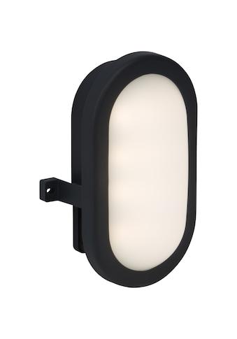 Brilliant Leuchten Tilbury LED Außenwand -  und Deckenleuchte 17x12cm anthrazit/weiß kaufen