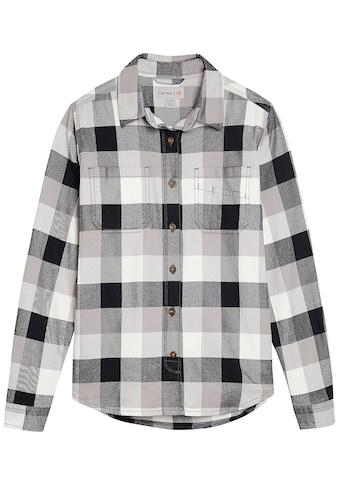 Flanellhemd »HAMILTON PLAID FLANNEL SHIRT«, Damen kaufen