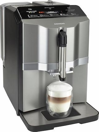 siemens kaffeevollautomat eq 3 s300 ti303503de 1 4l tank. Black Bedroom Furniture Sets. Home Design Ideas