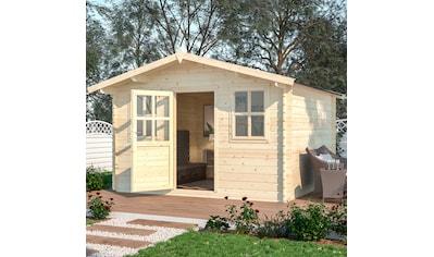 Nordic Holz Gartenhaus »Bergamo« kaufen