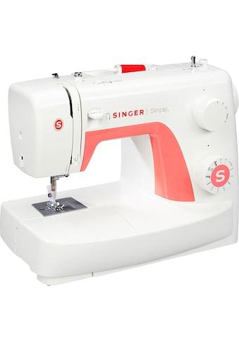 Singer Nähmaschine Simple 3210, 10 Nähprogramme kaufen