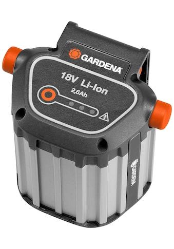 GARDENA Akku »BLi - 18, 09839 - 20«, 18 V, 2,6 Ah kaufen