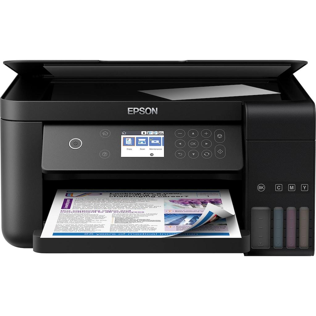 Epson Multifunktionsdrucker »EcoTank ET-3700«
