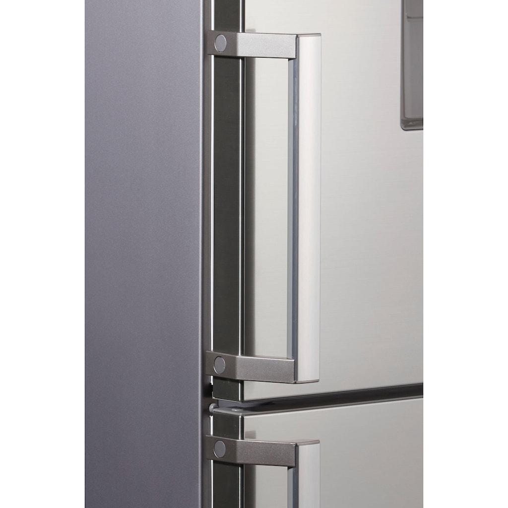 Samsung Kühl-/Gefrierkombination »RB37J5925/EF«, RB5000, Wasserspender
