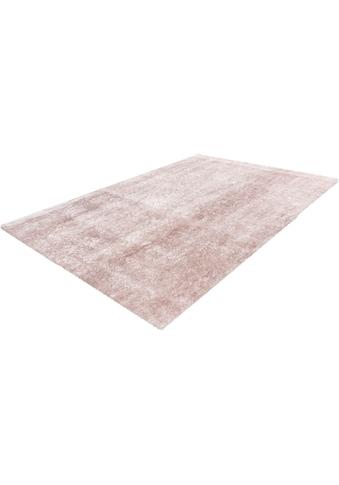 Hochflor - Teppich, »Glossy 795«, Obsession, rechteckig, Höhe 25 mm, handgetuftet kaufen