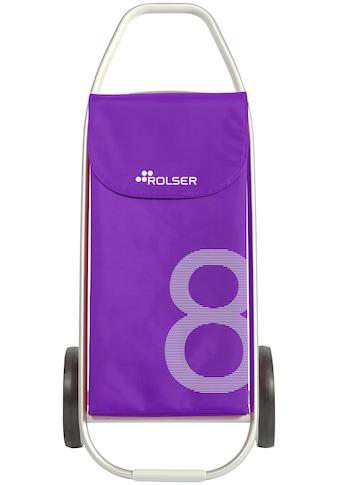 Rolser Einkaufstrolley »8 Com MF«, in verschiedenen Farben, Max. Tragkraft: 50 kg, Tasche abnehmbar kaufen