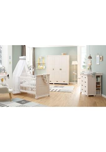 Lüttenhütt Baby Babyzimmer-Komplettset »Aimo«, (Set, 3 St.), aus Massivholz; FSC®-Holz... kaufen