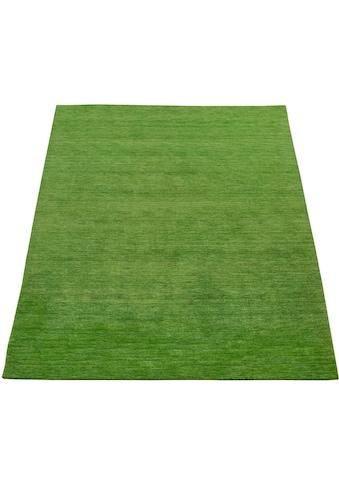 Paco Home Teppich »Atlas 100«, rechteckig, 14 mm Höhe, Kurzflor-Gabbeh, aus Baumwolle... kaufen