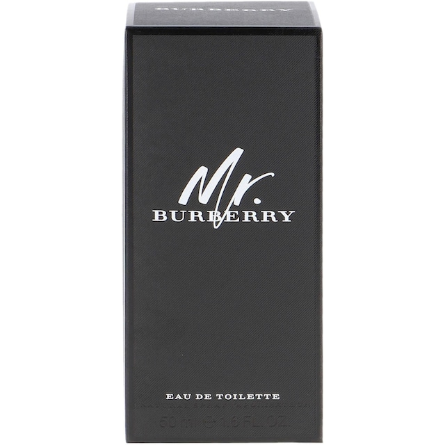 """BURBERRY Eau de Toilette """"Mr. Burberry"""""""