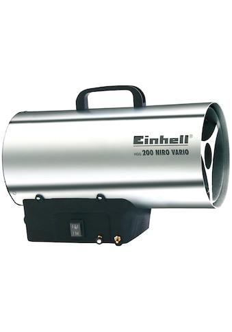 EINHELL Baustellenheizgerät »HGG 200 Niro Vario « kaufen