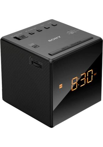 Sony Uhrenradio »ICFC1TW«, (FM-Tuner) kaufen