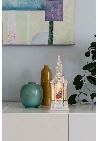 KONSTSMIDE LED Kirche, wassergefüllt kaufen