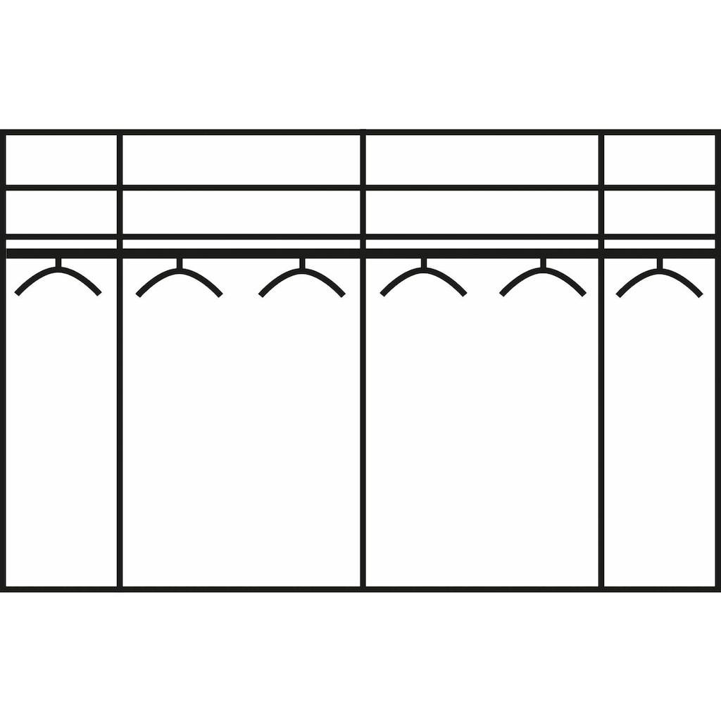 WIEMANN Kleiderschrank »Kansas«, mit Spiegel