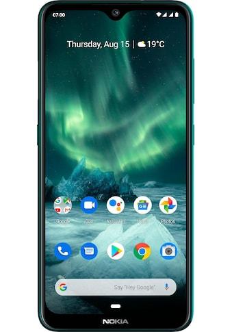 Nokia 7.2 Smartphone (16 cm / 6,3 Zoll, 64 GB, 48 MP Kamera) kaufen