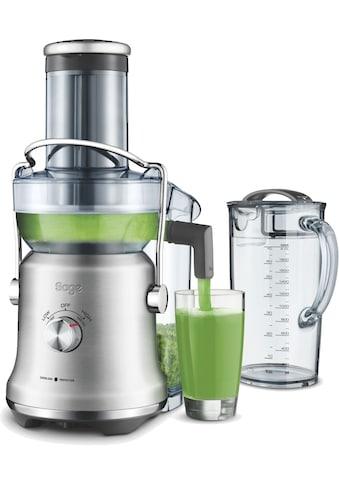 Sage Entsafter »SJE530BSS4 the Nutri Juicer® Cold Plus«, 1300 W, Gebürstetes... kaufen