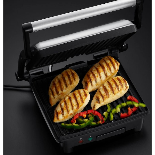 RUSSELL HOBBS Kontaktgrill Paninigrill Cook at Home 3in1 17888-56, 1800 Watt