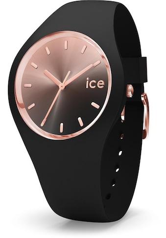 ice - watch Quarzuhr »ICE sunset -  Black  -  Medium, 015748« kaufen