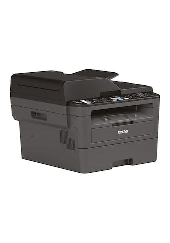 Brother »Kompaktes 4 - in - 1 S/W - Multifunktionsgerät« Laserdrucker (WLAN (Wi - Fi),LAN (Ethernet)) kaufen
