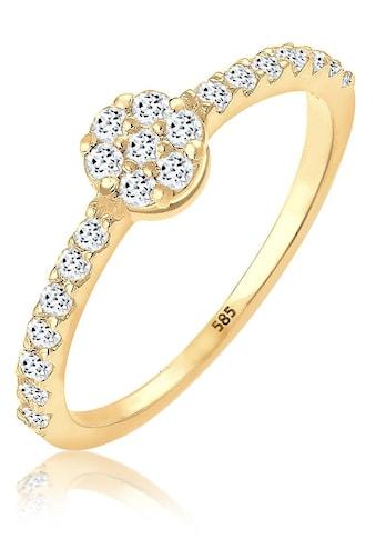 Elli Premium Goldring »0608190317« kaufen