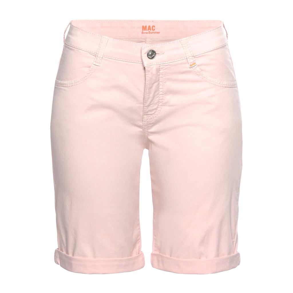 MAC Jeansbermudas »Shorty Summer Clean«