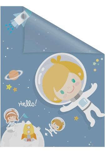 LICHTBLICK ORIGINAL Fensterfolie »Astronaut«, 1 St., blickdicht,... kaufen
