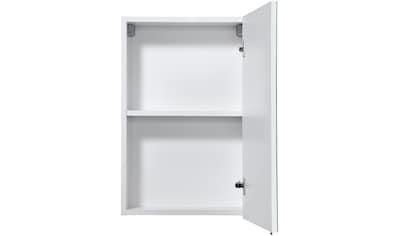 Badmöbel - Set »Dinar«, Premium Waschtisch und Spiegelschrank, Breite 55 cm, 3 - tlg kaufen