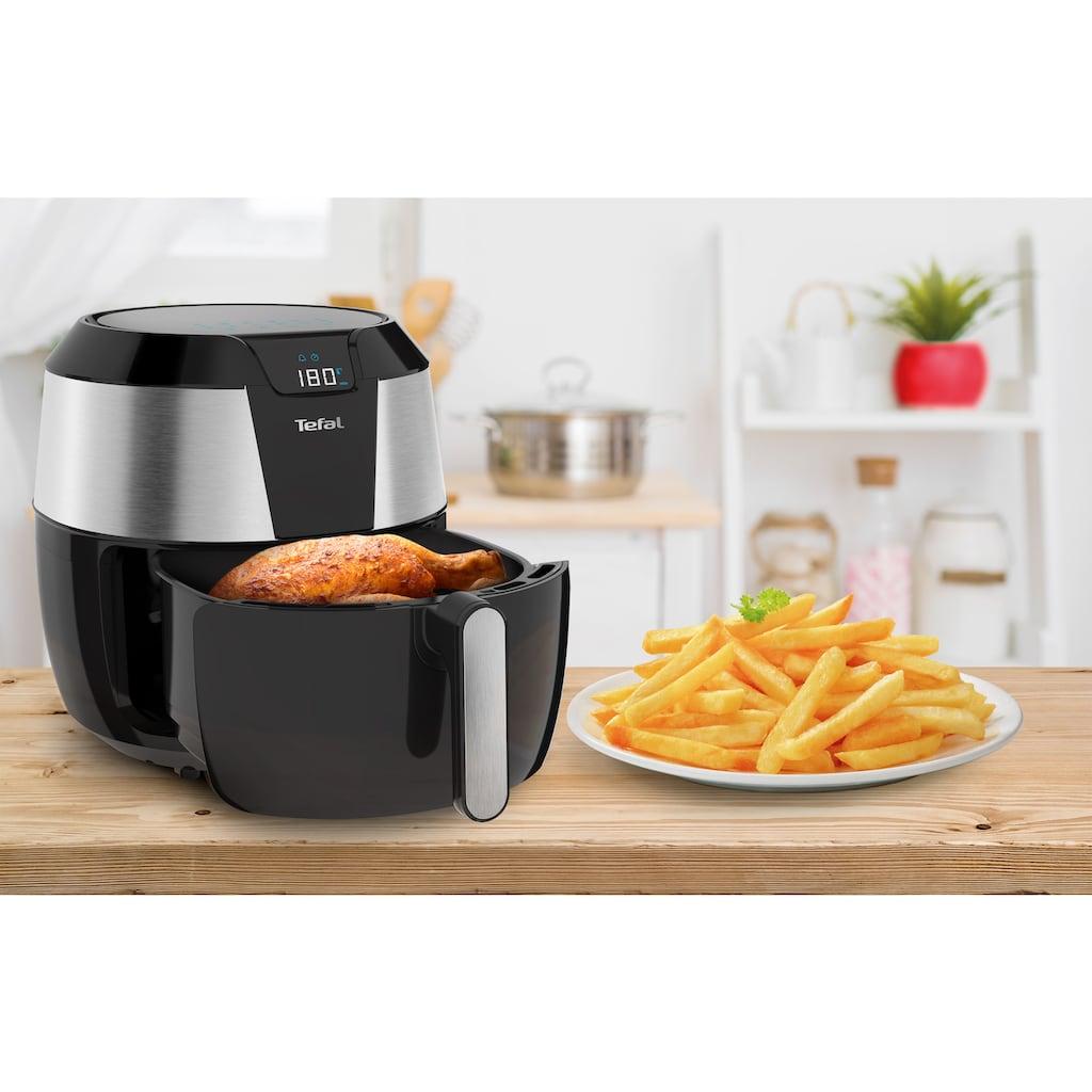 Tefal Heissluftfritteuse »EY701D Easy Fry XXL«, 1700 W, Fassungsvermögen 1,6 kg