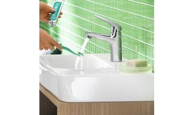 hansgrohe Waschtischarmatur »Novus«, mit Ablaufgarnitur kaufen