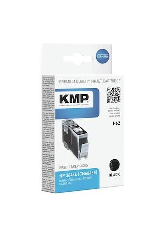 KMP Tintenpatrone ersetzt HP Nr. 364XL, schwarz »CN684EE« kaufen
