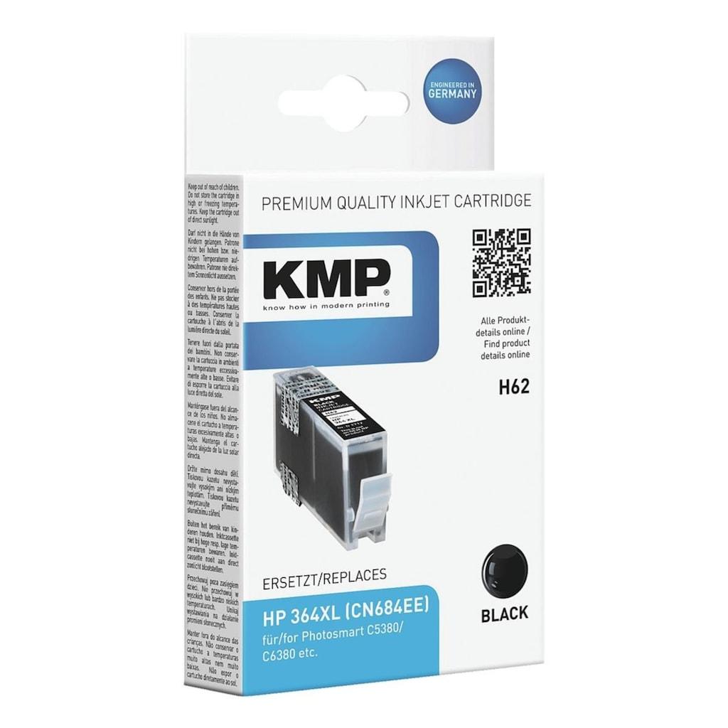 KMP Tintenpatrone ersetzt HP Nr. 364XL, schwarz