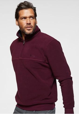 Man's World Fleecepullover kaufen