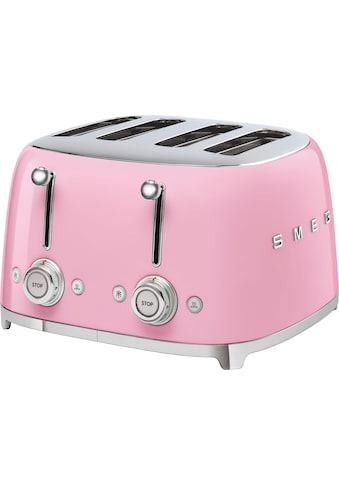 Smeg Toaster »TSF03PKEU«, 3000 Watt kaufen