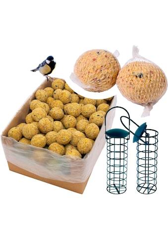 dobar Vogelfutter »Meisenknödel Insekten«, (Set, 100), 100 Stk. mit Netz inkl. 2... kaufen