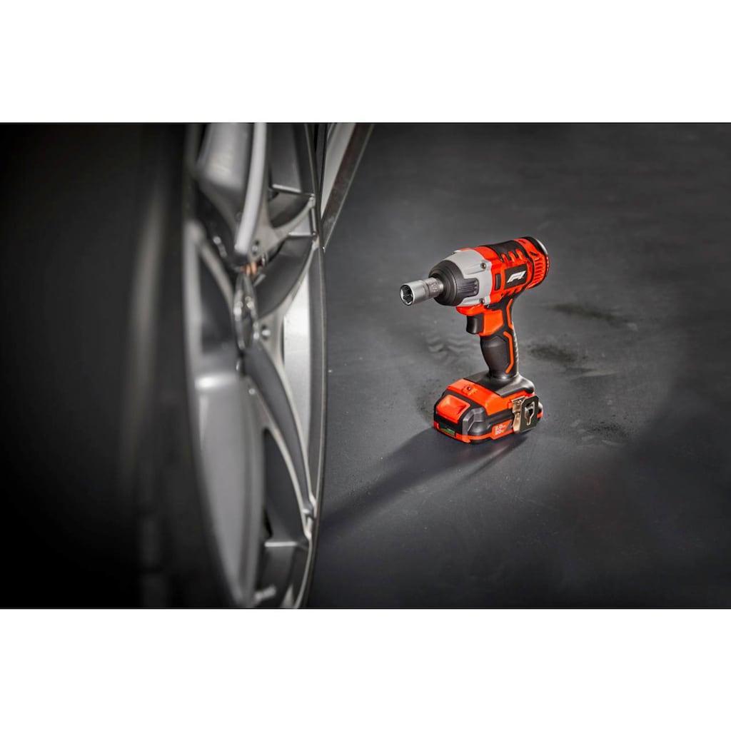 Formula 1 Akku-Schlagschrauber »20V Starter Set IW220«, mit Akku und Ladegerät