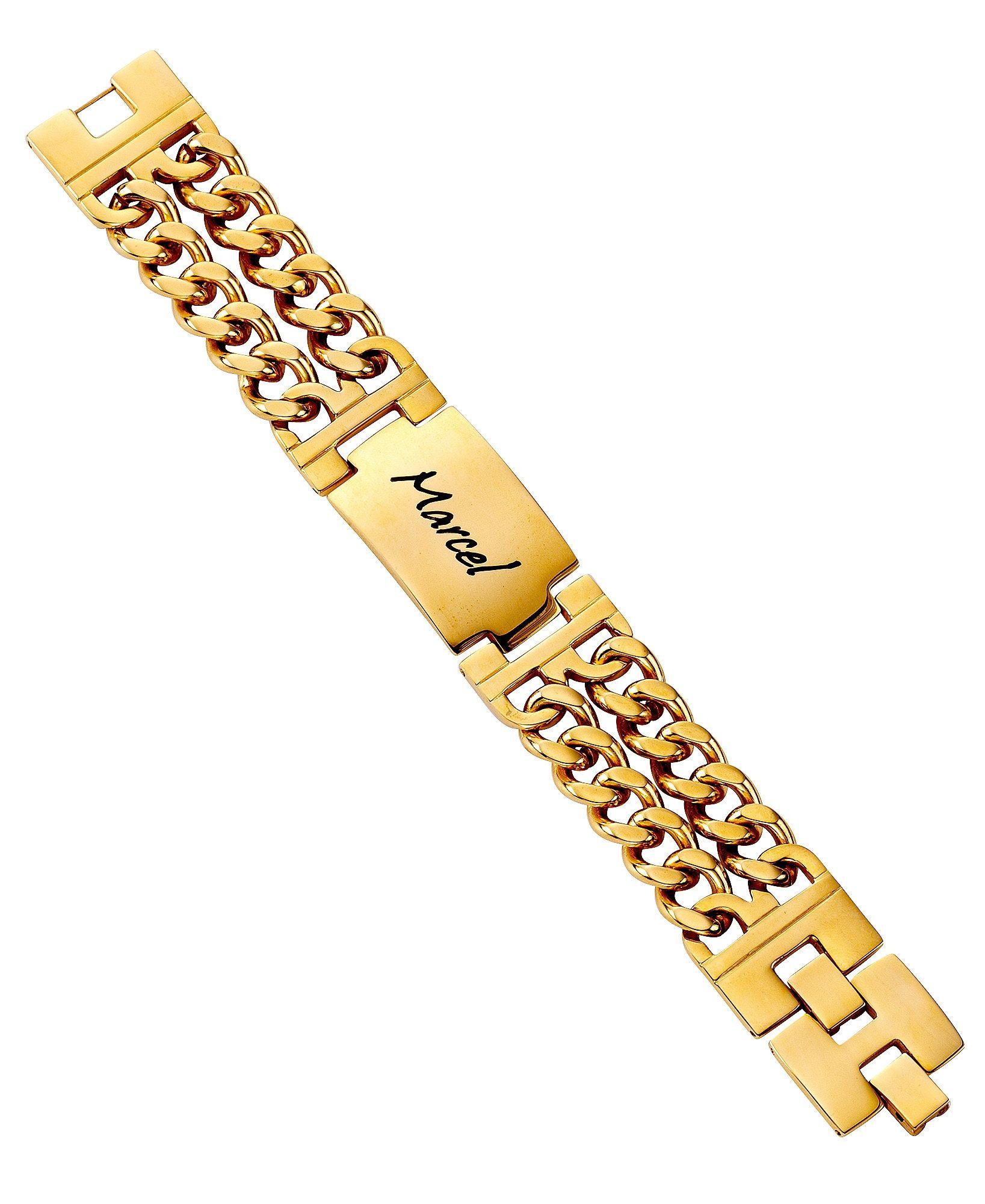 Firetti ID Armband »mehrreihig, mit Gratis Gravur« | Schmuck > Armbänder > Armbänder mit Gravur | FIRETTI
