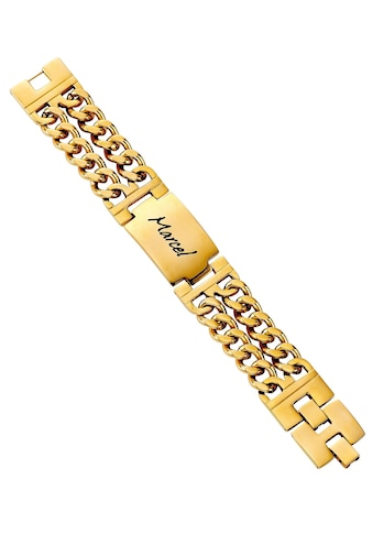 Firetti ID Armband »mehrreihig, mit Gratis Gravur« kaufen