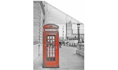 Fensterfolie, »London«, LICHTBLICK, blickdicht, strukturiert kaufen