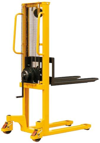 PROTAURUS Materialheber »523 - 1021«, mit Handwinde, Traglast 250 kg kaufen